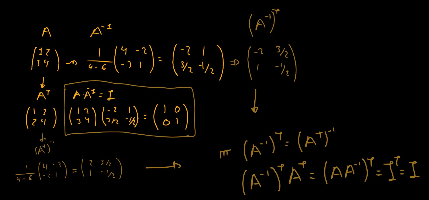 matrices conversion